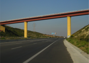 Γέφυρα Πεδίου Βολής Κορίνθου