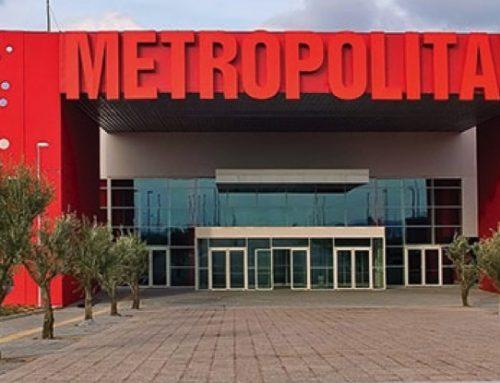 Metropolitan Expo, Εκθεσιακό Κέντρο