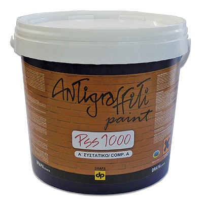 Antigraffiti PSS1000 Paint