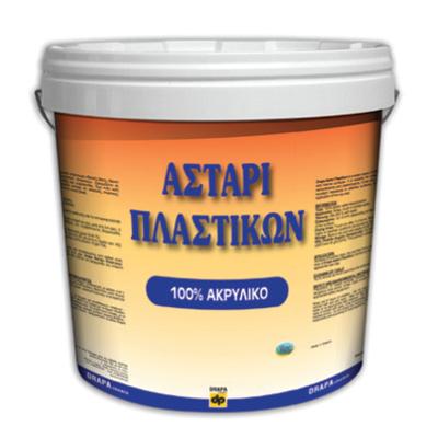 Αστάρι Πλαστικών - Υδατοδιαλυτό αστάρι
