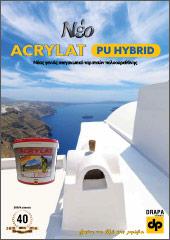 Acrylat PU Hybrid