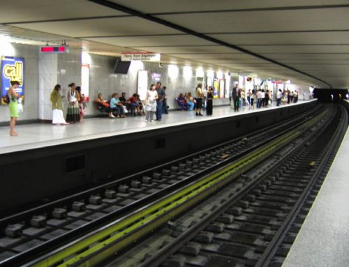 Athens Metro Stations