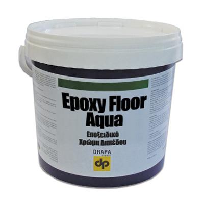 Epoxy Floor Aqua